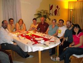 Familienrunde Kaisererbersdorf