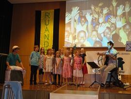 Benefizkonzert Ruanda
